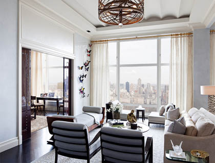 Upper West Side Side Residence | New York, NY